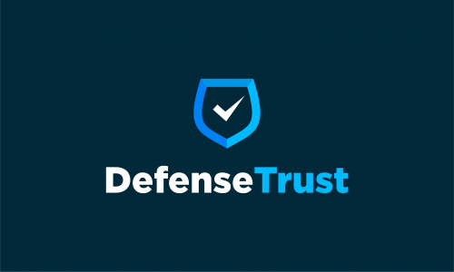 Defensetrust - Security domain name for sale