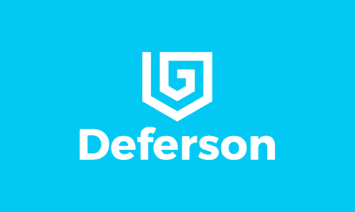 Deferson - Artificial Intelligence startup name for sale
