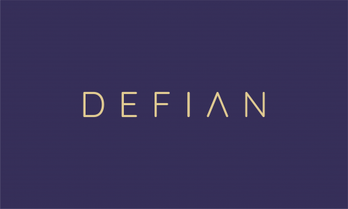Defian - Modern startup name for sale