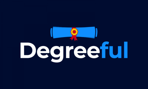 Degreeful - E-learning product name for sale