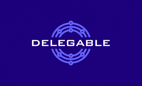 Delegable - Business brand name for sale