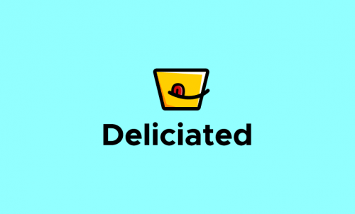 Deliciated - Dining business name for sale