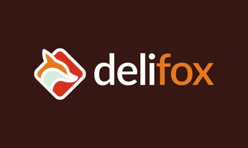Delifox - Food and drink product name for sale