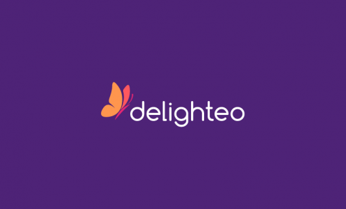 Delighteo - Video company name for sale