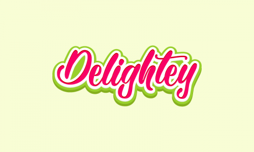 Delightey - Retail company name for sale