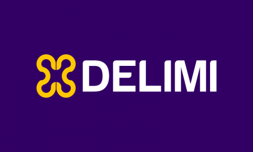 Delimi - E-commerce domain name for sale
