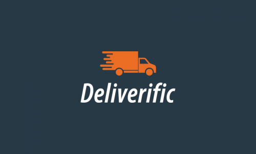 Deliverific - Energetic startup name for sale