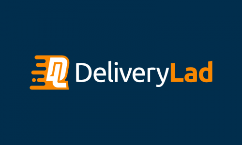 Deliverylad - Shipping company name for sale
