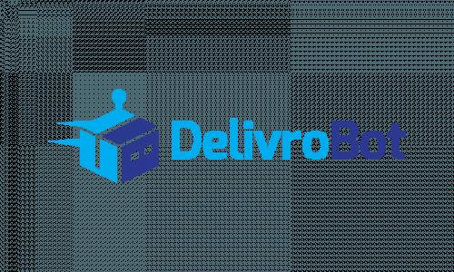 Delivrobot - Delivery startup name for sale