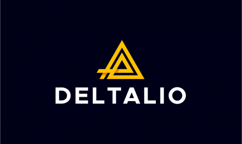Deltalio - Contemporary brand name for sale