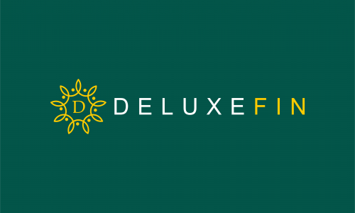 Deluxefin - Business startup name for sale