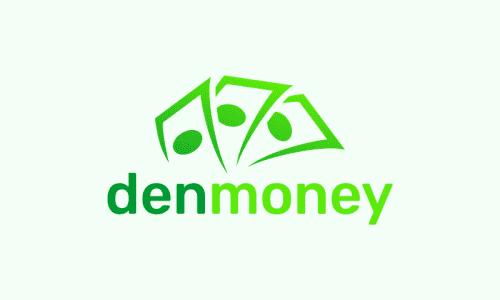 Denmoney - Finance domain name for sale