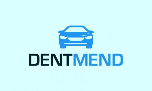 Dentmend - Automotive company name for sale