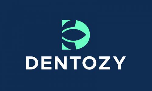 Dentozy - Dental care brand name for sale