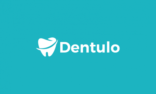 Dentulo - Dental care startup name for sale