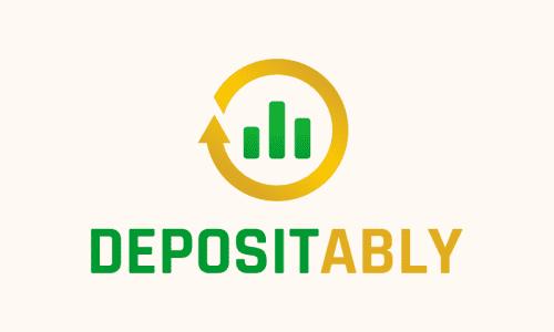 Depositably - Finance brand name for sale