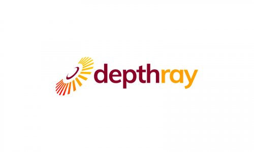 Depthray - AI brand name for sale