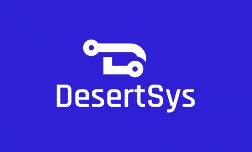 Desertsys - Technology domain name for sale