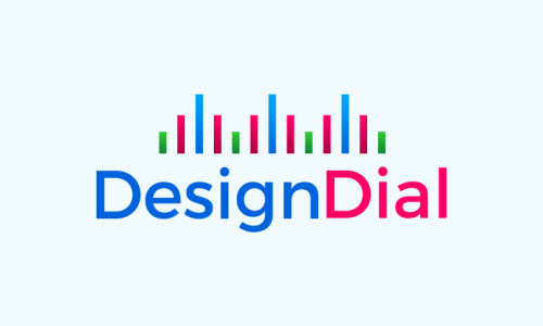 Designdial - Design startup name for sale