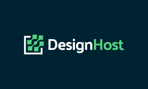 Designhost - Modern domain name for sale