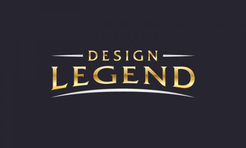 Designlegend - Design startup name for sale