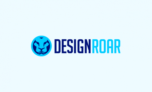 Designroar - Design startup name for sale