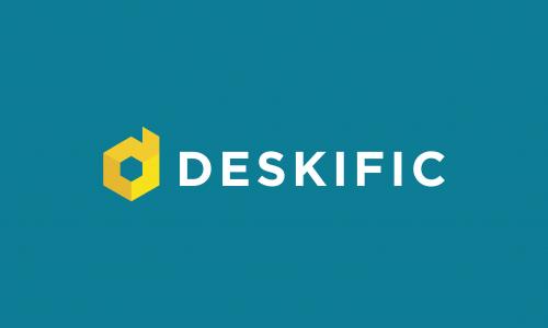 Deskific - Furniture company name for sale