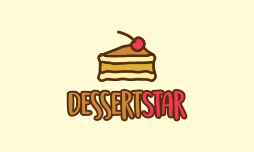 Dessertstar - Food and drink product name for sale