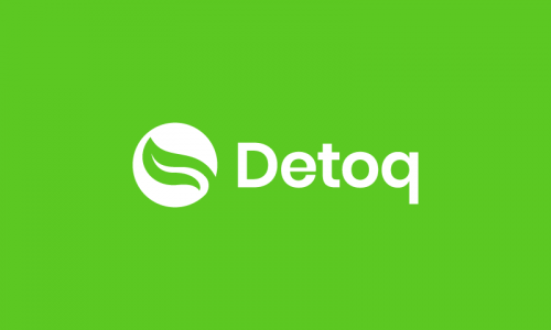 Detoq - E-commerce company name for sale