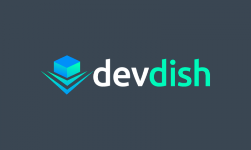 Devdish - Programming business name for sale