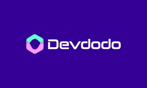 Devdodo - Technical recruitment startup name for sale