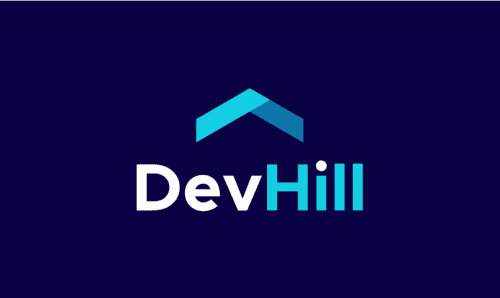 Devhill - Programming company name for sale