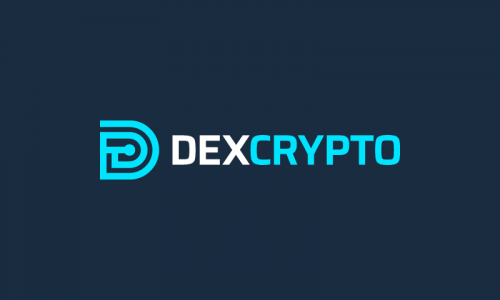 Dexcrypto - Cryptocurrency brand name for sale