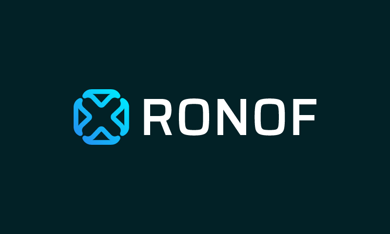 Ronof - Automation domain name for sale