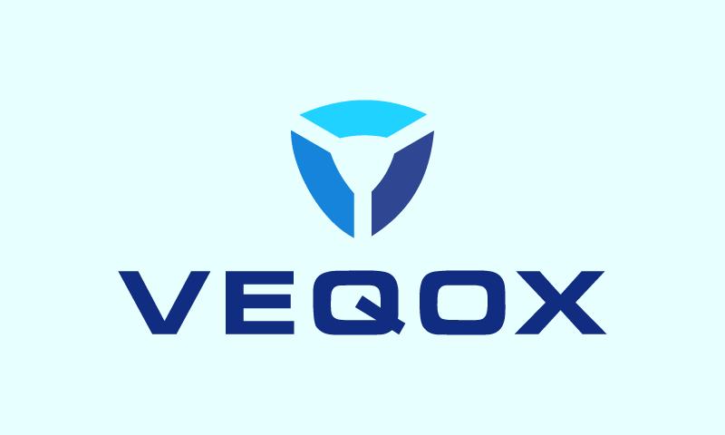 Veqox - E-commerce domain name for sale
