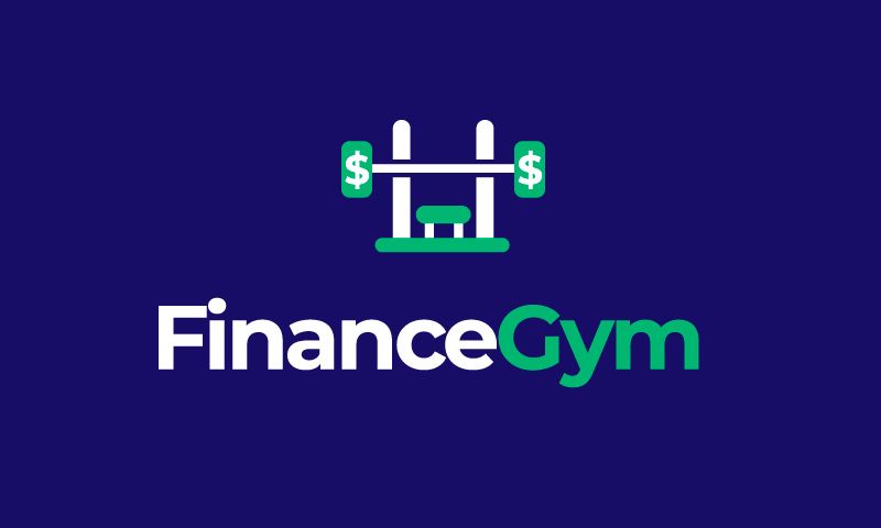 Financegym - Investment company name for sale
