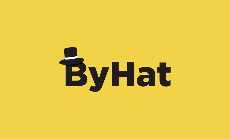 Byhat - E-commerce business name for sale