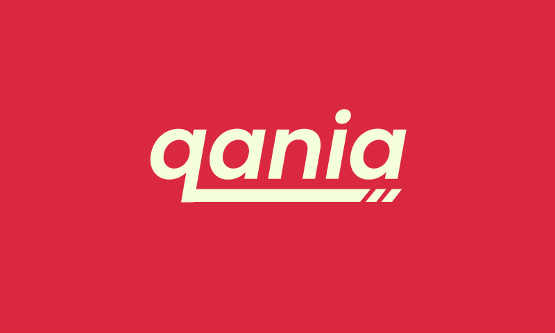 Qania - Retail domain name for sale