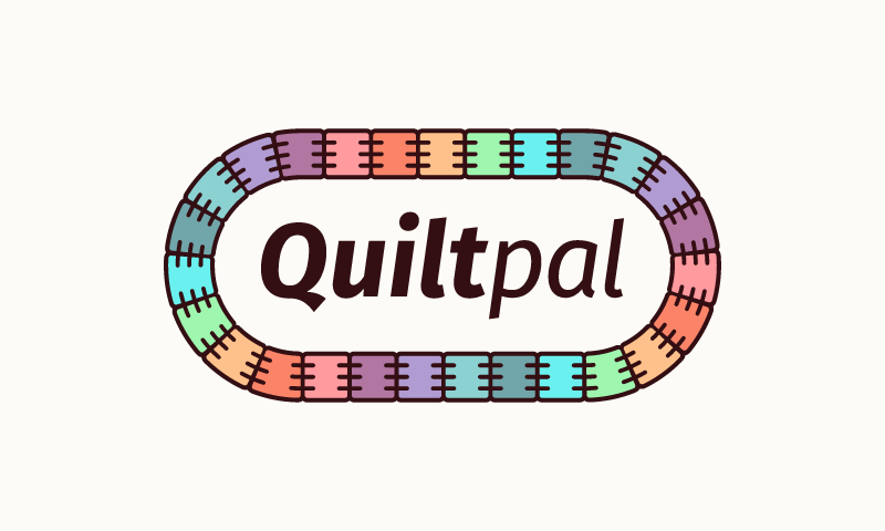 Quiltpal - E-commerce startup name for sale