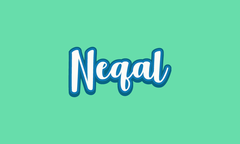 Neqal - Travel startup name for sale