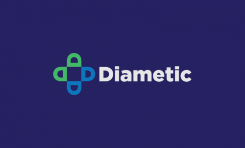 Diametic - Health startup name for sale