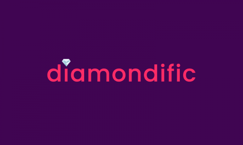Diamondific - Accessories domain name for sale