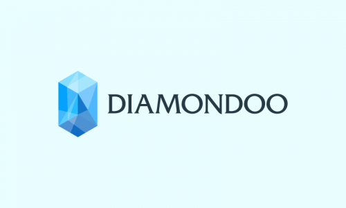 Diamondoo - Fashion business name for sale