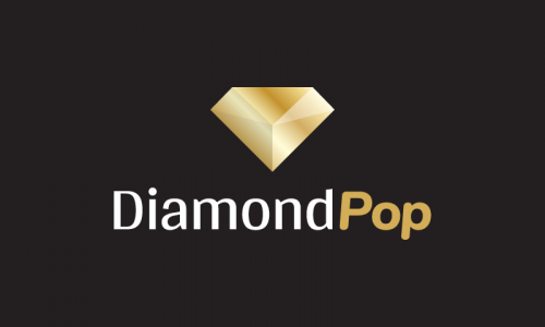 Diamondpop - Potential brand name for sale