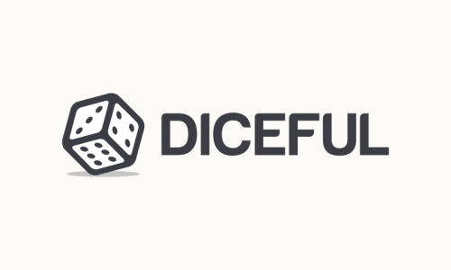 Diceful - Gambling business name for sale