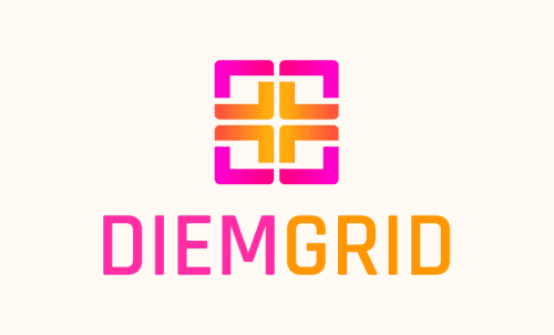 Diemgrid - Business domain name for sale
