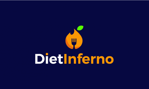 Dietinferno - Nutrition company name for sale