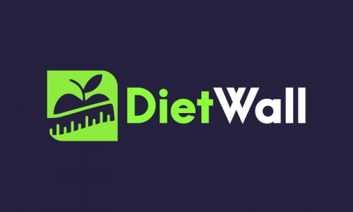 Dietwall - E-commerce business name for sale
