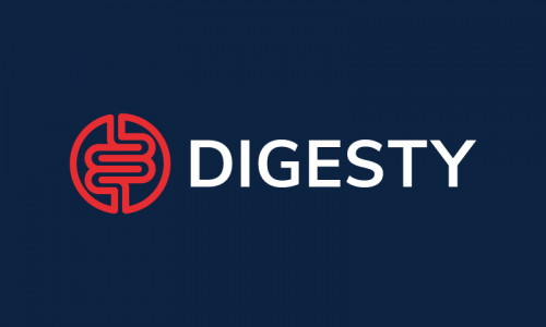 Digesty - Potential startup name for sale