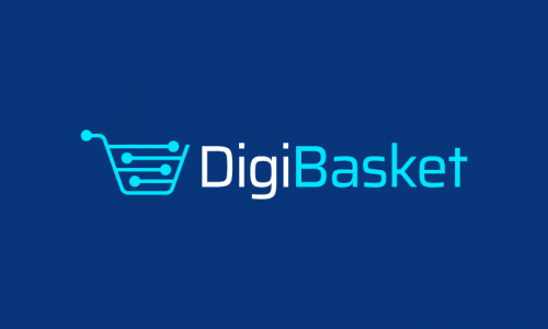 Digibasket - Technology business name for sale